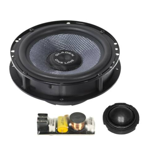 GLADEN AUDIO ONE 165 A4-SQX AUDI A4