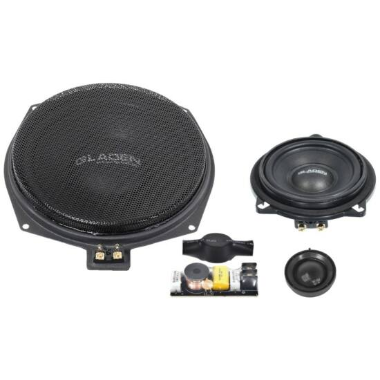 GLADEN AUDIO ONE 201 BMW  3-UTAS SZETT