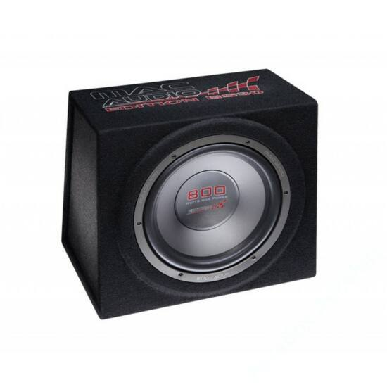 macAudio Edition BS30 Black